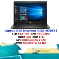 Laptop Dell Inspiron 3481-030CX1