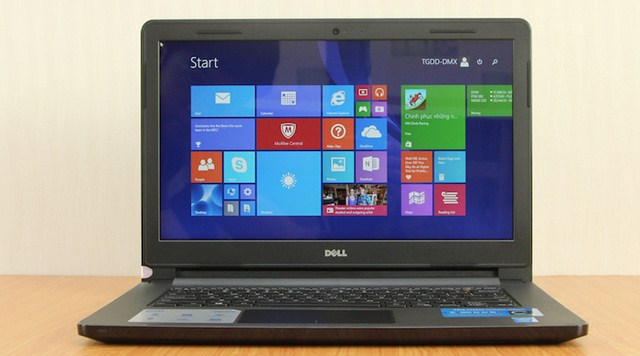 Laptop DELL INS 14 3458 TXTGH1-BLACK