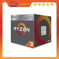 CPU AMD Ryzen 3 2200G (4C/4T, 3.5 GHz - 3.7 GHz, 4MB) - AM4