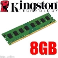 DDRam (Server ECC) Kingston 8G bus 1600